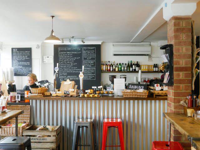 Bean & Hop café and restaurant in Wimbledon, London