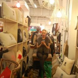 Vendor Studio DKS at the December store