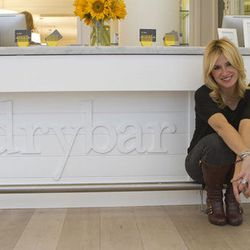 """When blow-dry queen (and Drybar founder) <b>Alli Webb</b> came to town, we pestered her with <i>all</i> of our questions about why a pro can blow dry hair so much better than an amateur. Easy <a href=""""http://sf.racked.com/archives/2014/01/03/drybar-founde"""