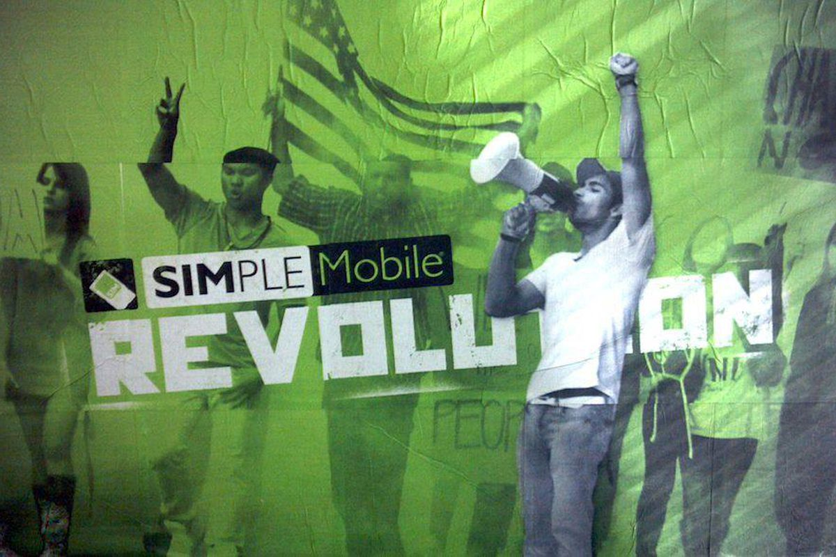 Simple Mobile's prepaid High-Speed Unlimited plan drops to
