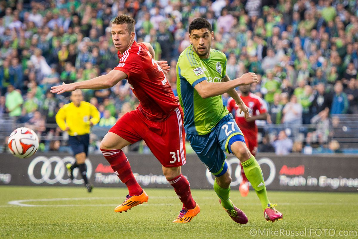 Lamar Neagle celebrated his birthday with a very good performance in the win over Dallas.