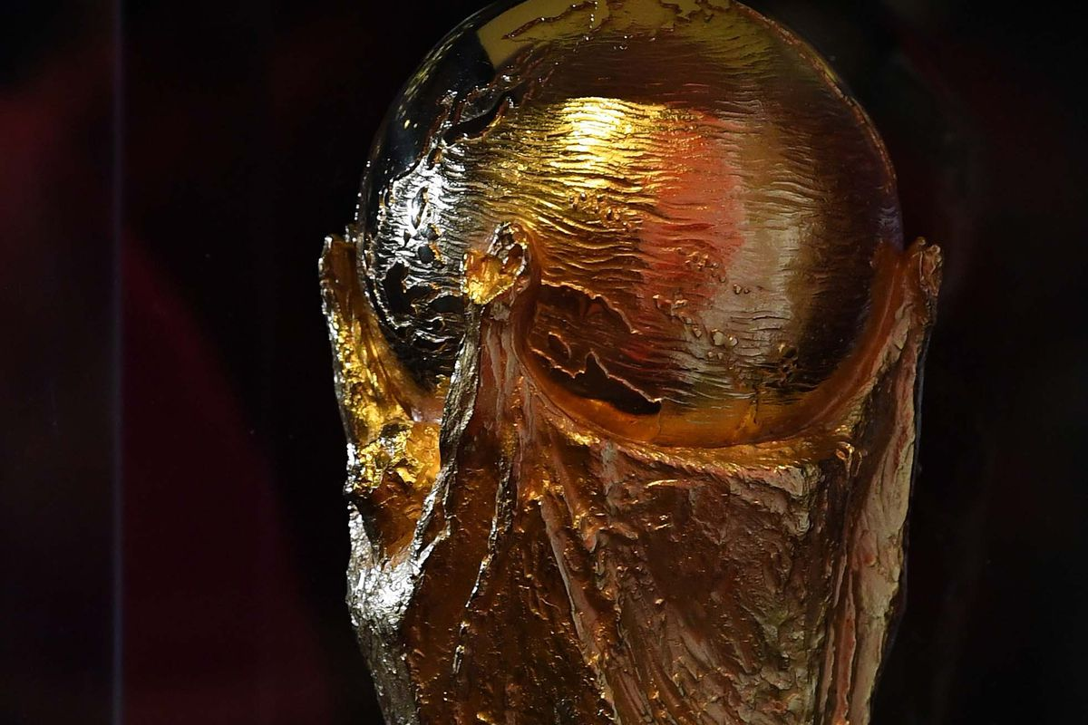 Soccer: FIFA World Cup Trophy Tour