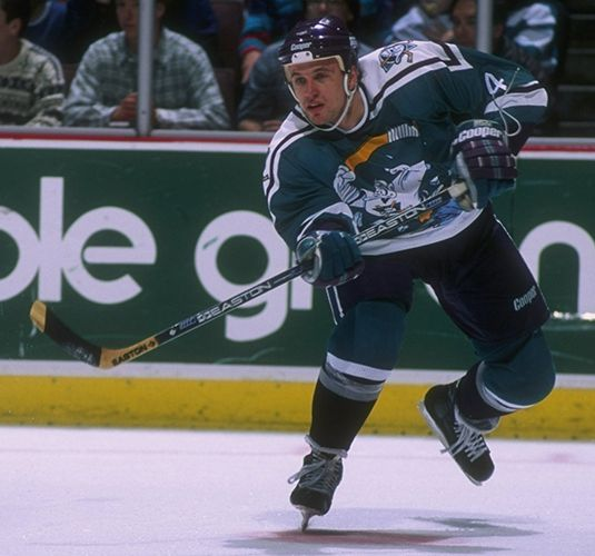 For much of the 90 s the NHL was content with teams having just two uniforms e7b480a8c