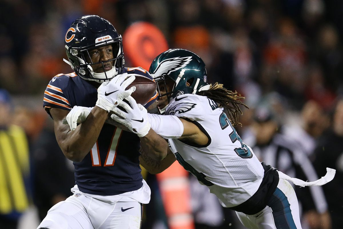 cheap for discount ed1f1 1dd51 Eagles fans made a rap song dedicated to Cre'Von LeBlanc ...
