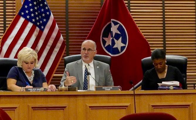 Rep. Roger Kane of Knoxville is the retiring chairman of the House Education Instruction and Programs subcommittee.