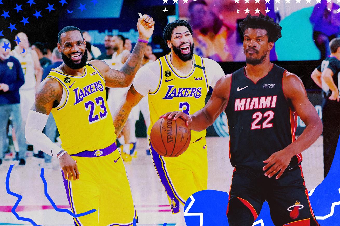 finals.0 - Lakers vs. Heat 2020: NBA Finals MVP predictions