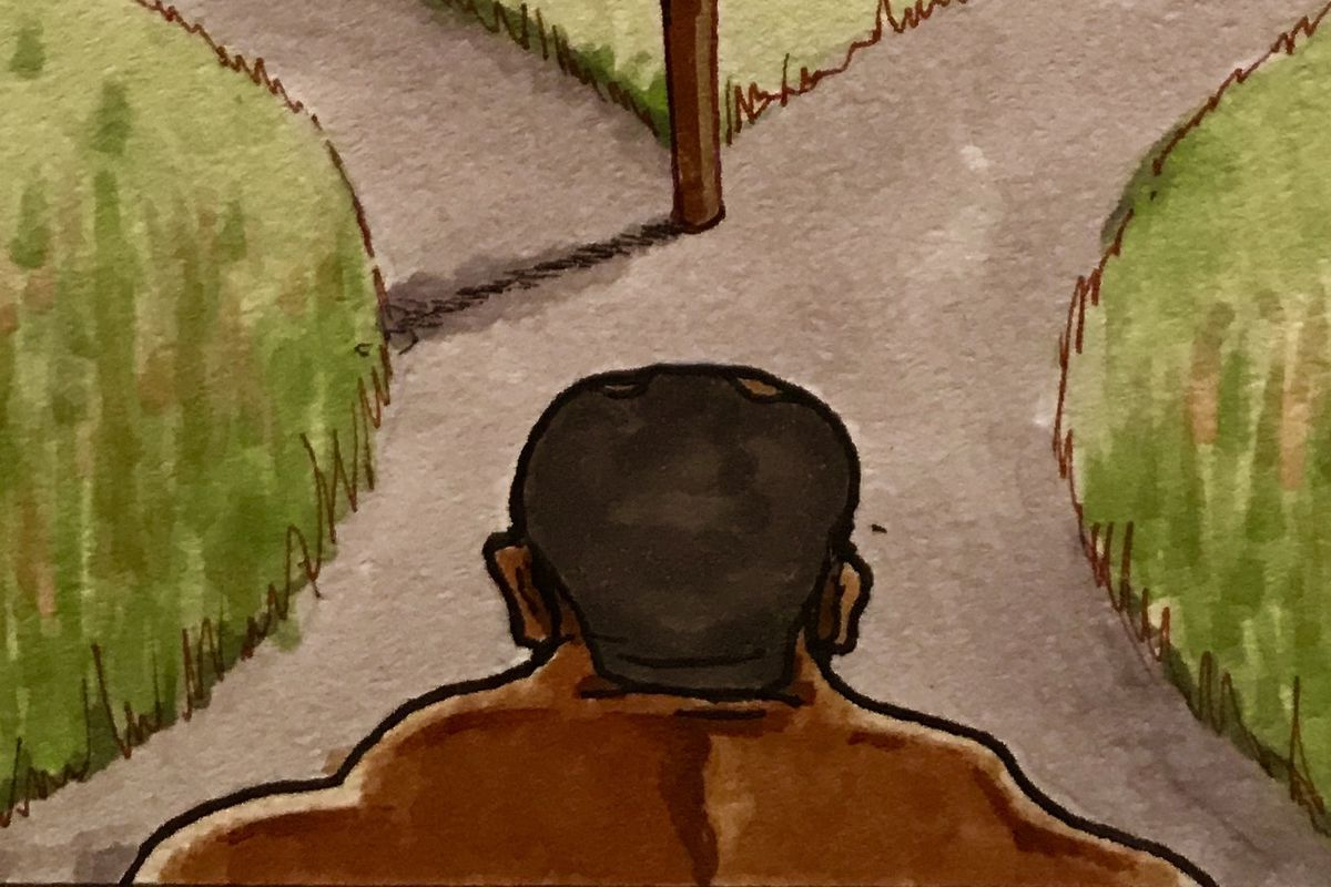 MMA SQUARED: Daniel Cormier is at a fork in the road. Which would you choose?