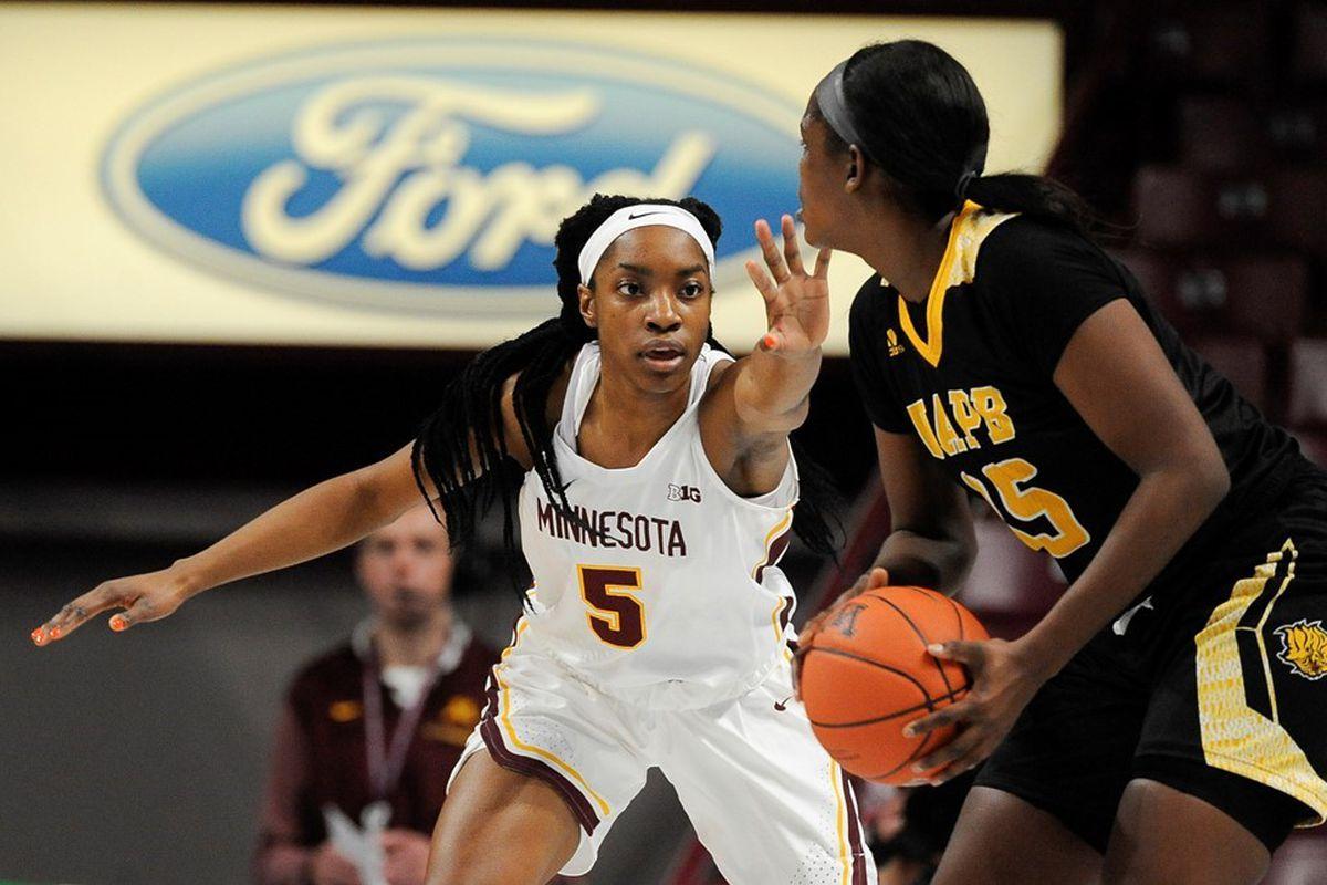 Minnesota Gophers Women S Basketball Upsets 12 Syracuse Orange