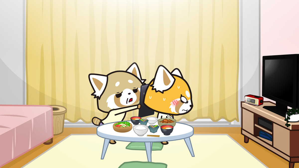 Image result for aggretsuko season 2