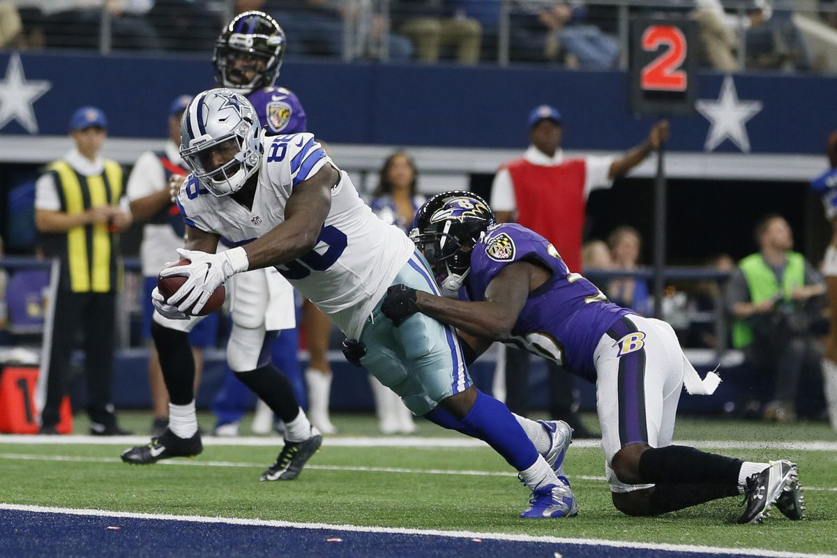 If The Cowboys Release Wr Dez Bryant The Ravens Should Sign