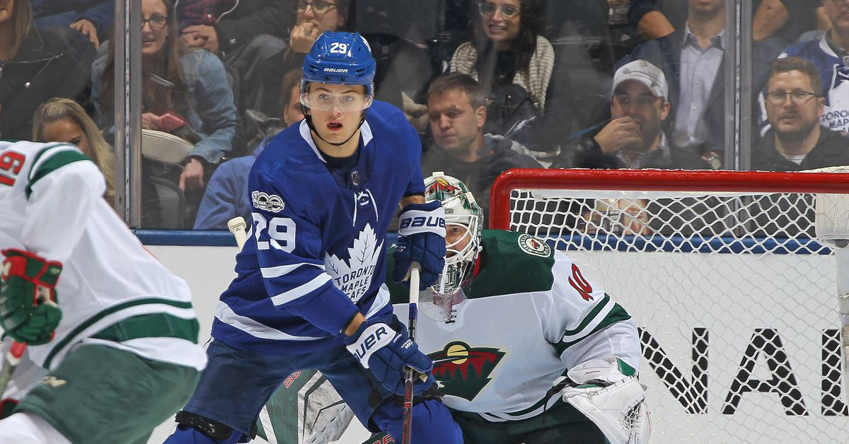 What If The Wild Do Trade For William Nylander Hockey Wilderness