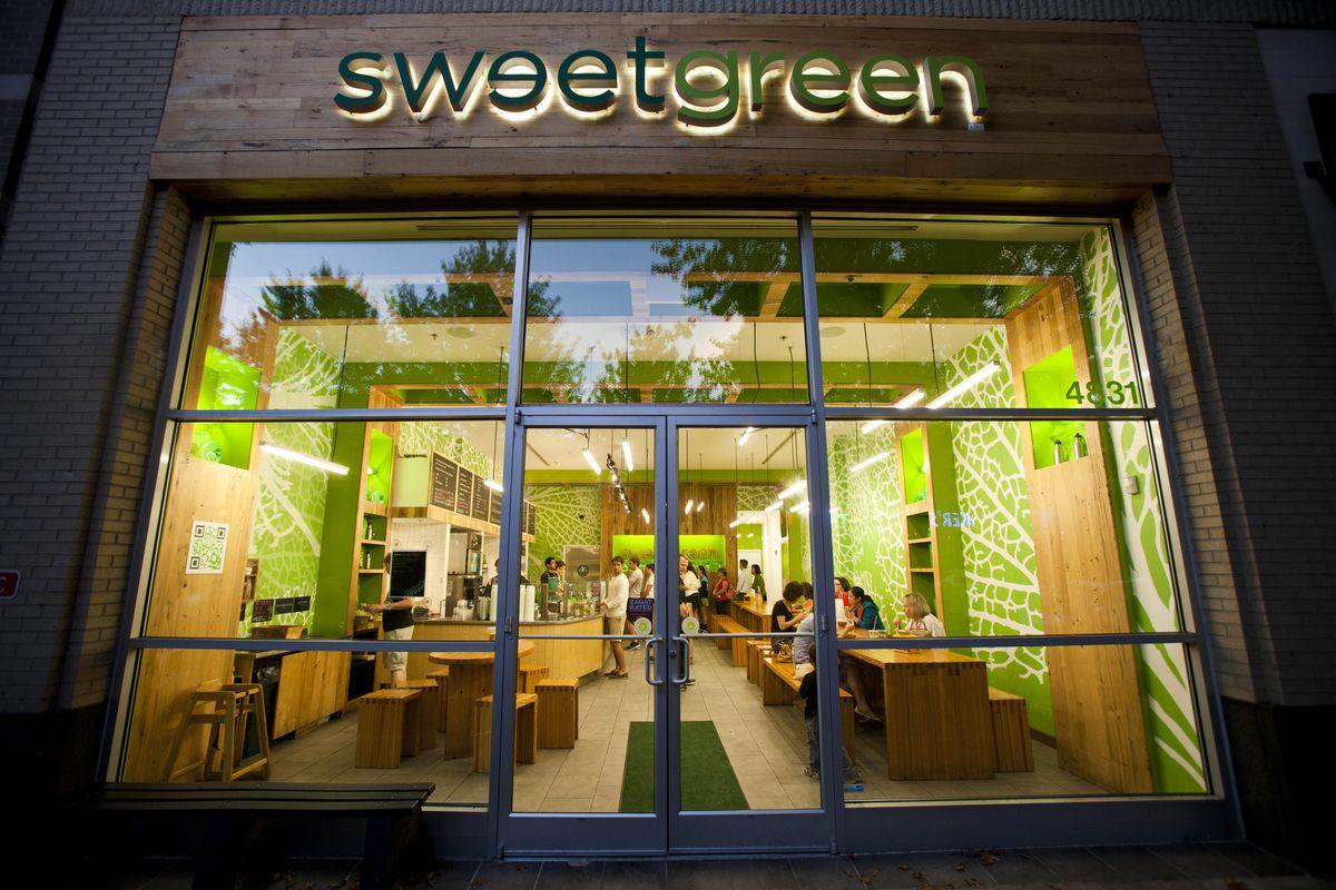 Sweetgreen exterior
