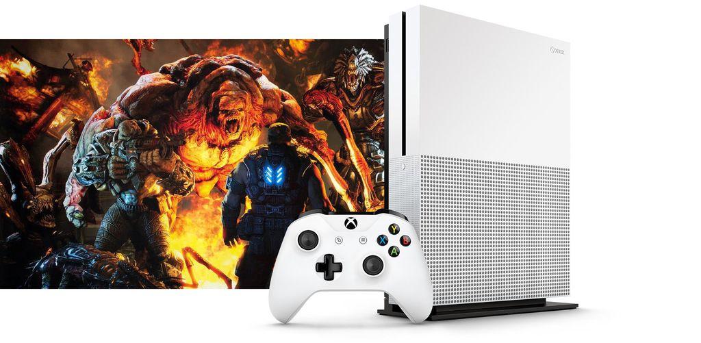 Xbox One S leak 2