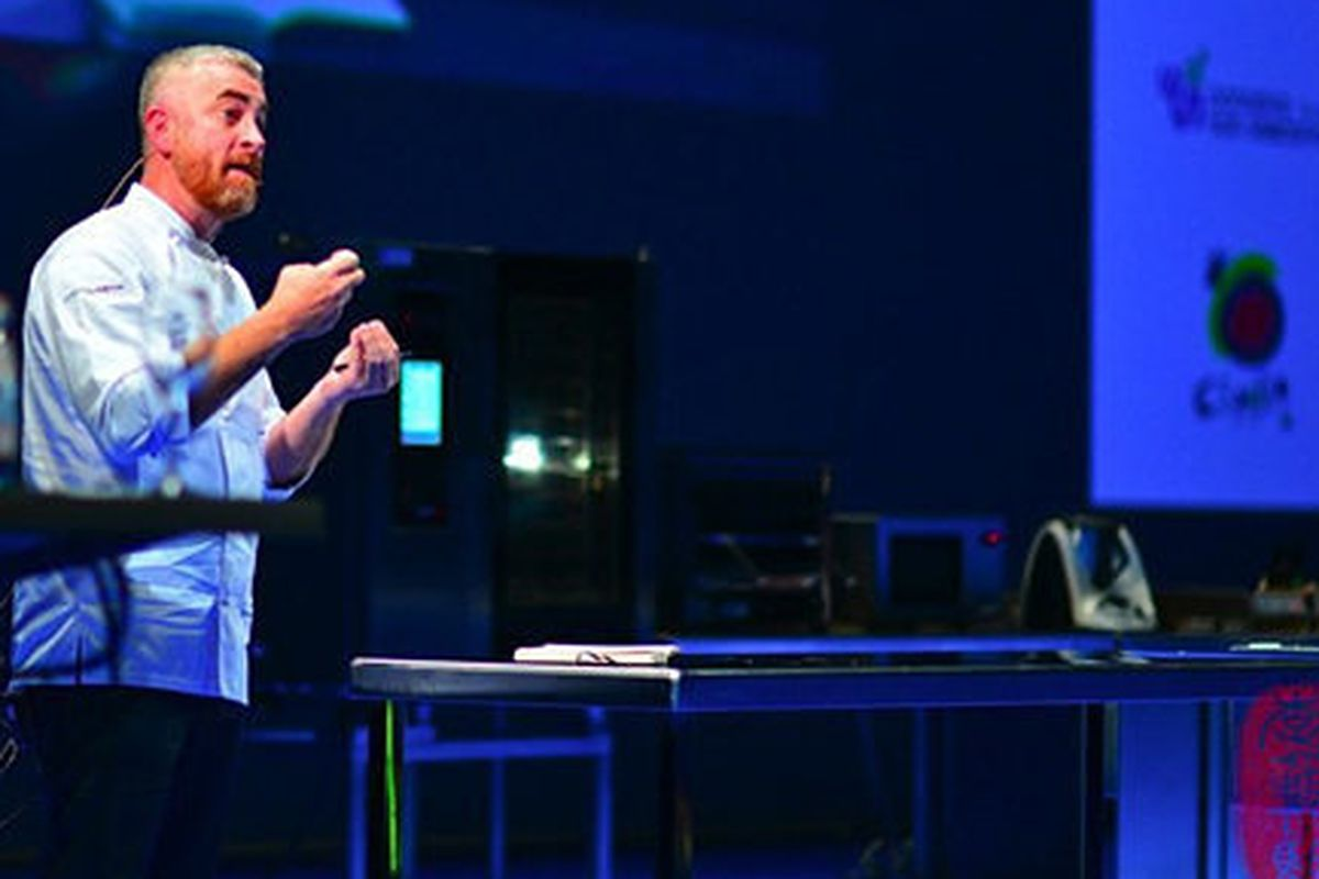 """<a href=""""http://eater.com/archives/2012/10/09/gastronomika-2012-introductory-post.php"""">Alex Atala at Gastronomika 2012</a>"""