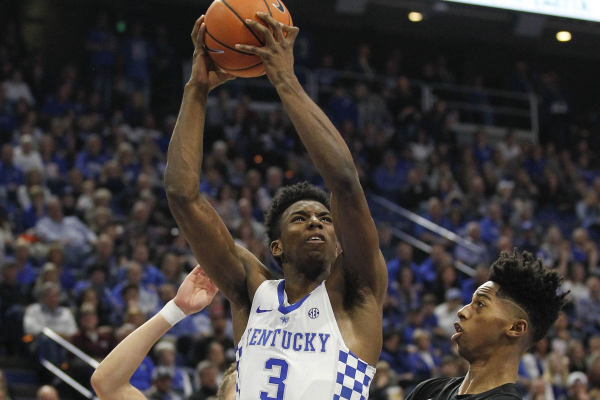 Kentucky Basketball Highlights And Box Score From Historic: College Basketball 2017: Kentucky Wildcats Storm Past