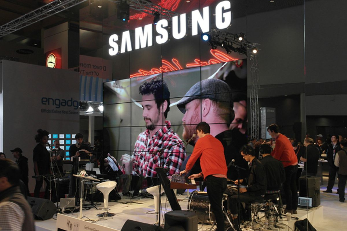 Samsung Scrapes to Victory in Proxy Battle Over $8 Billion Merger