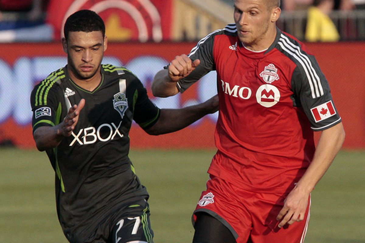 The addition of Lamar Neagle has only amplified the roster fight.