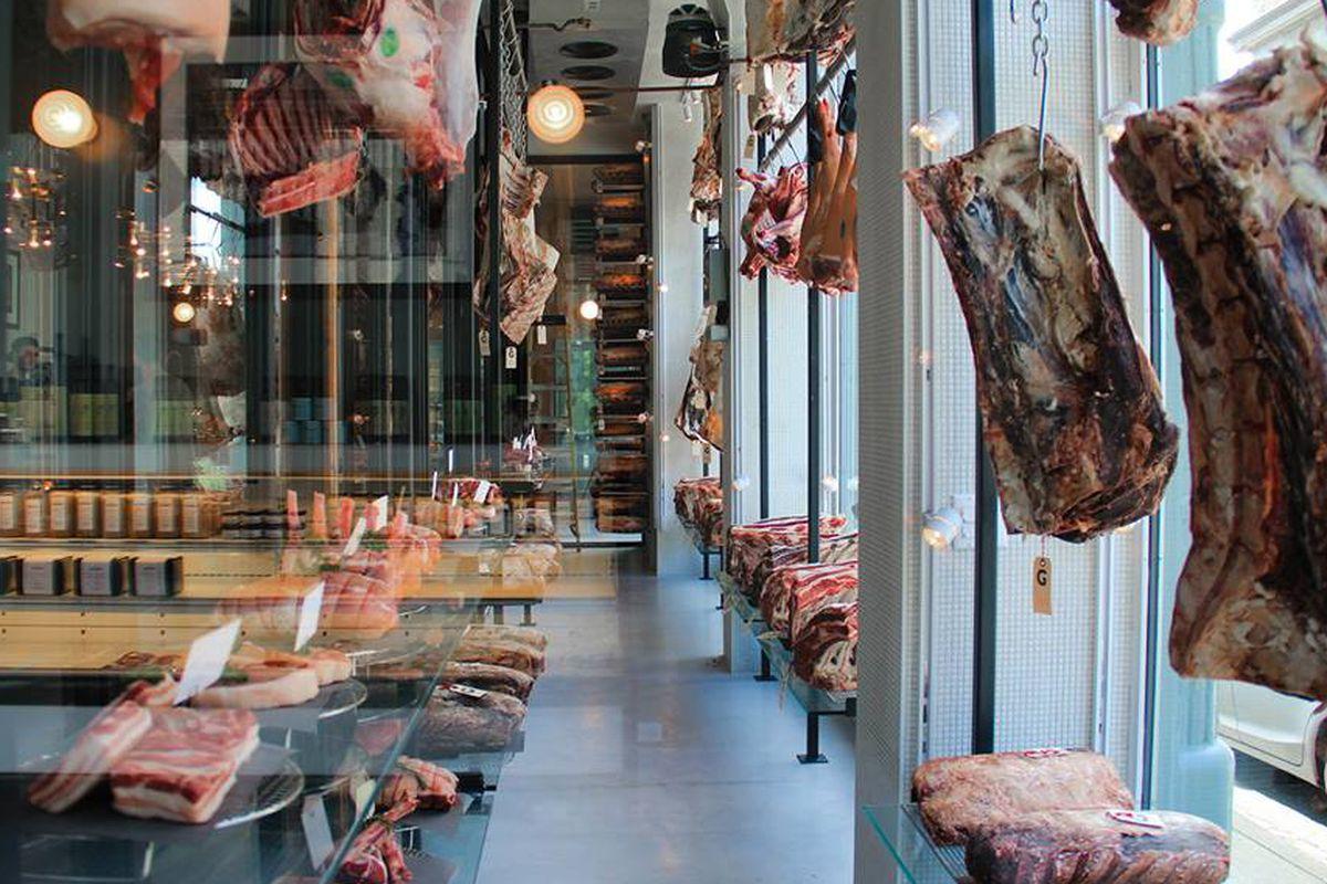 Grinder Butcher Shop Carves A New Niche In Griffintown