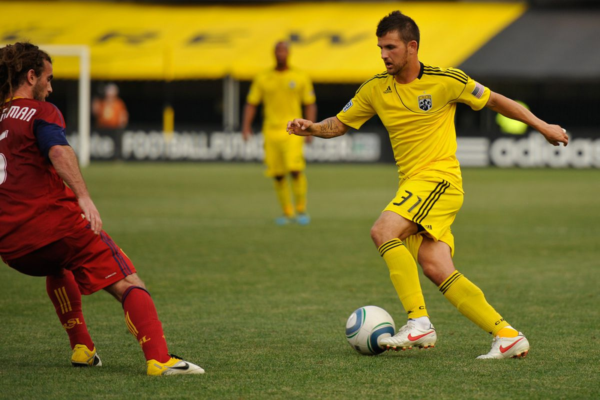 USL Sounder Josh Gardner comes to CenturyLink Field as a key component to the Columbus Crew defense.