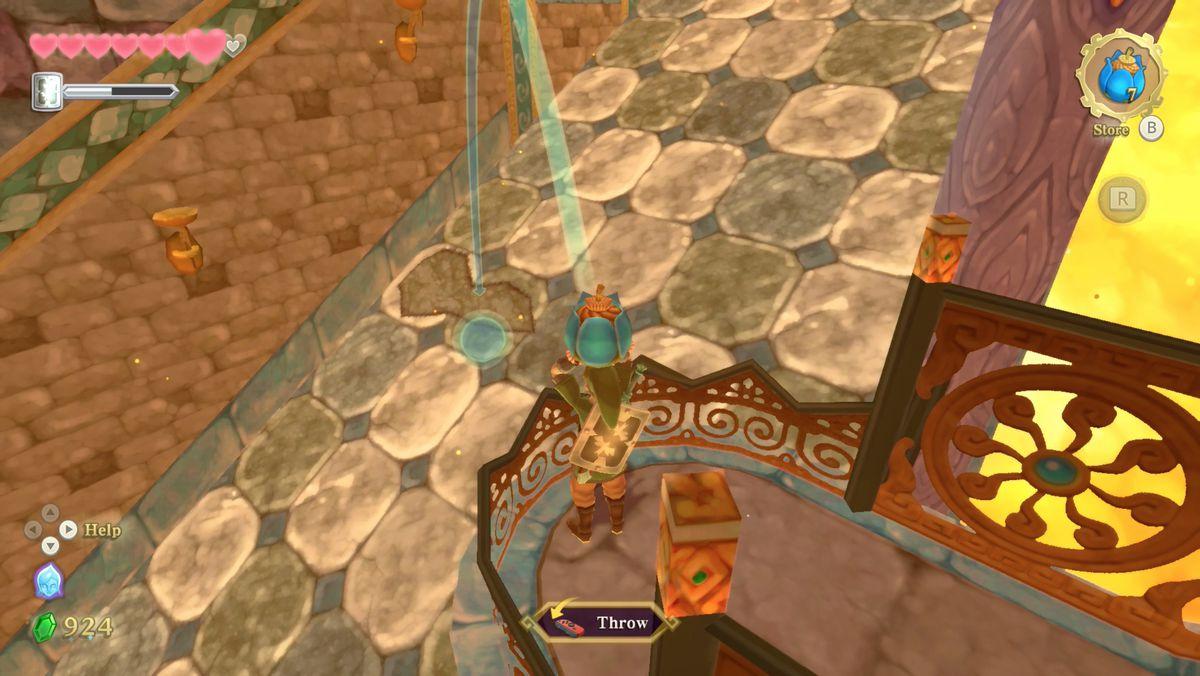 Earth Temple walkthrough – Zelda: Skyward Sword HD guide