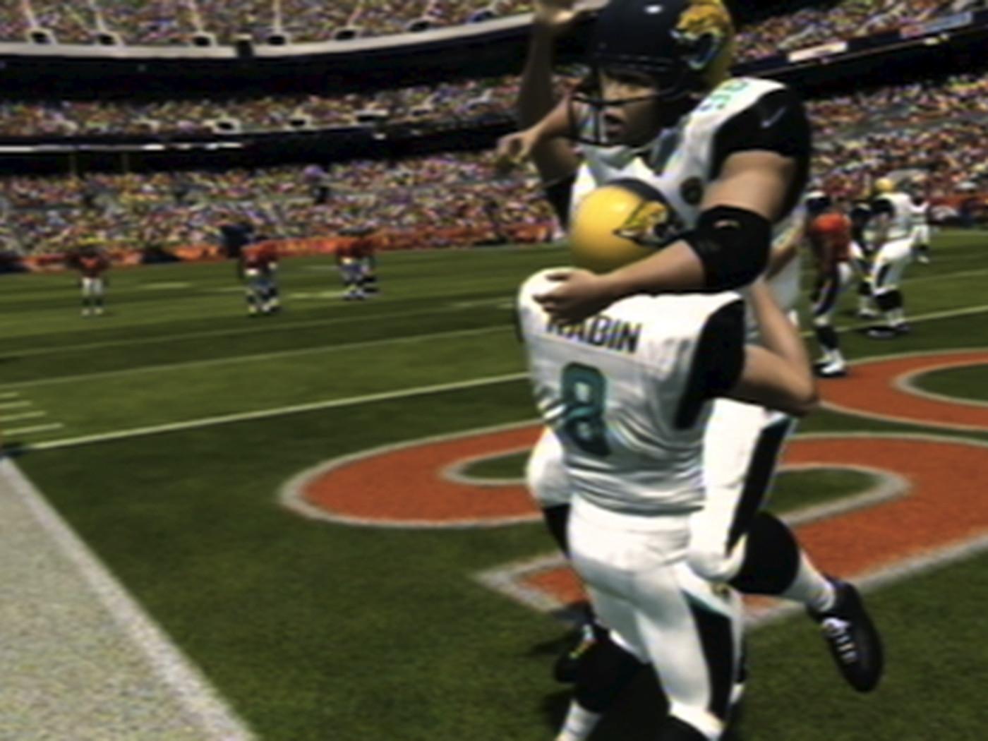 Breaking Madden: The return of BEEFTANK, the Jaguars' 5-foot, 400-pound  quarterback - SBNation.com