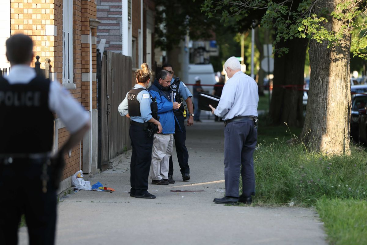 A 14-year-old girl was shot June 2, 2021, in Back of the Yards. Sources say the shooting was linked to an ongoing conflict between two gangs.