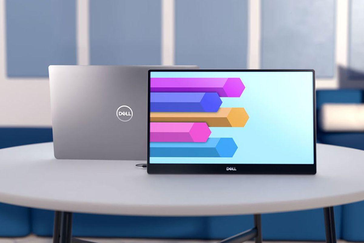 Dell portable monitor