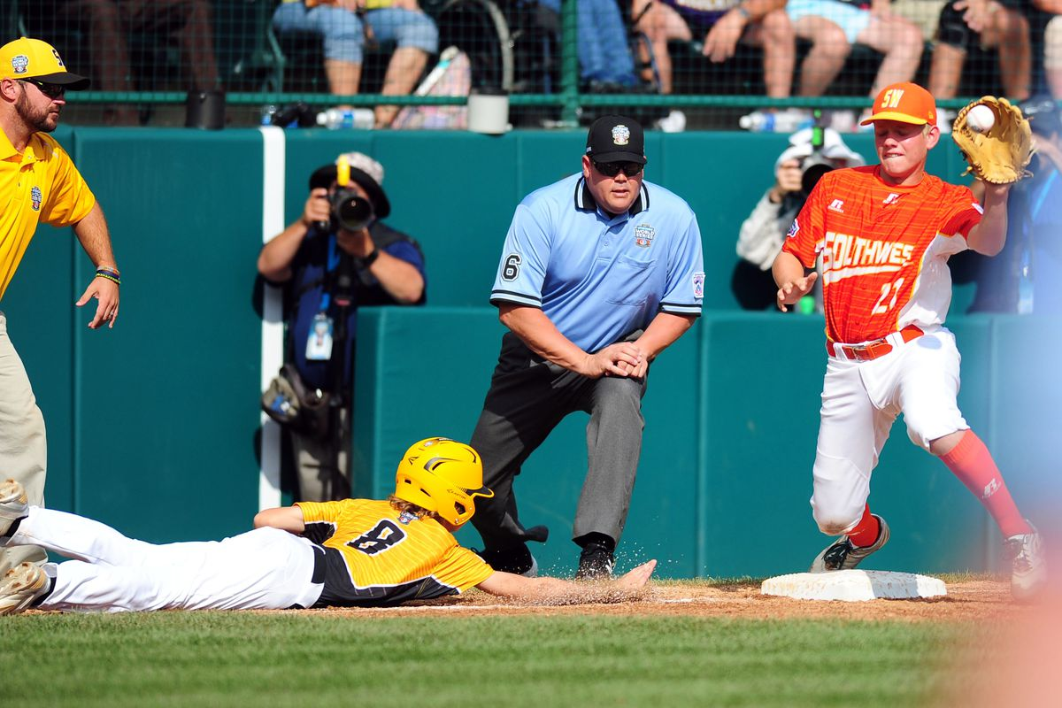 3a6ee27c3 Little League World Series 2017 live stream  Times