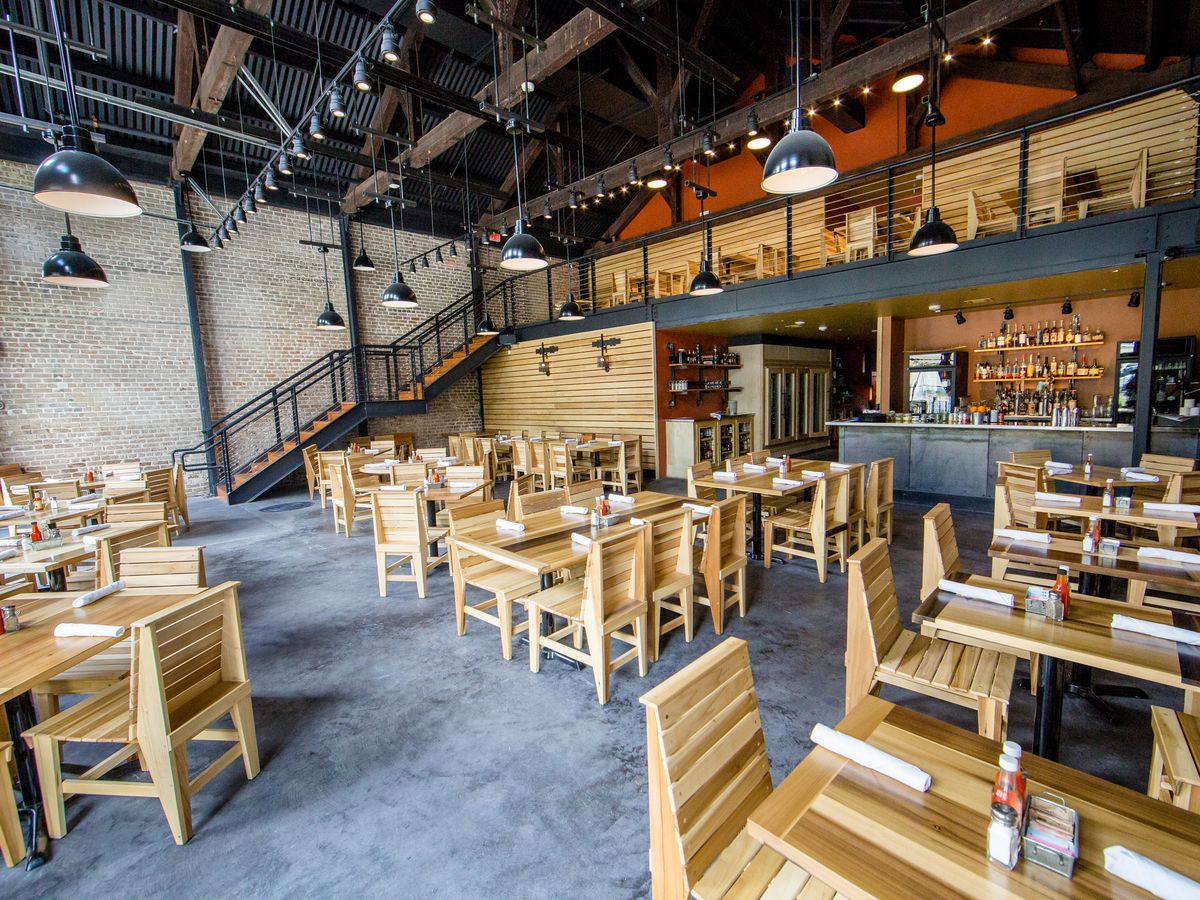 A Look Inside Cochon's New Dinign Room Expansion