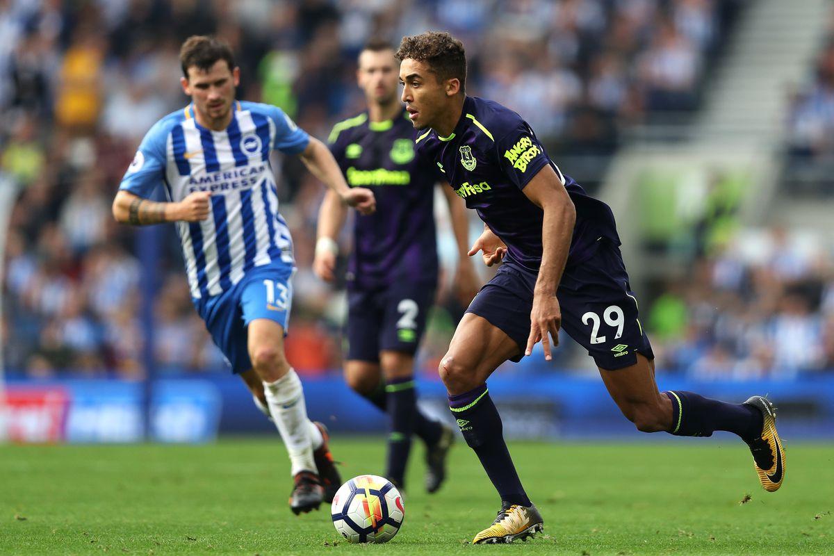 Brighton and Hove Albion v Everton - Premier League