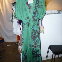 Love this Daughters of the Revolution maxi-dress for $100