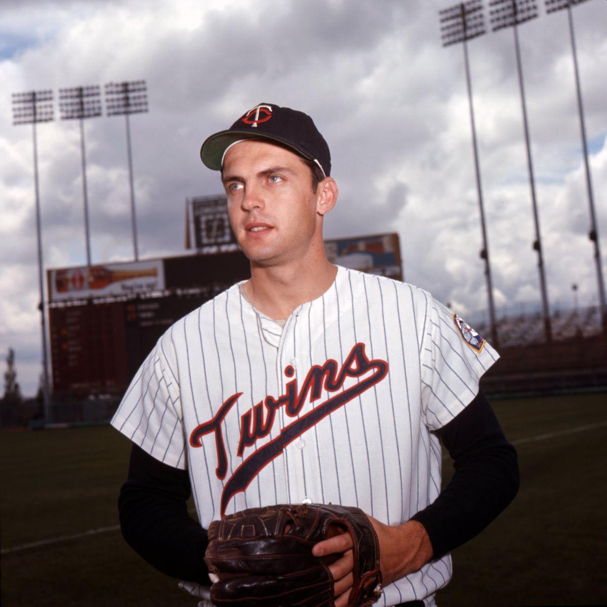 Minnesota Twins - Dean Chance Portrait