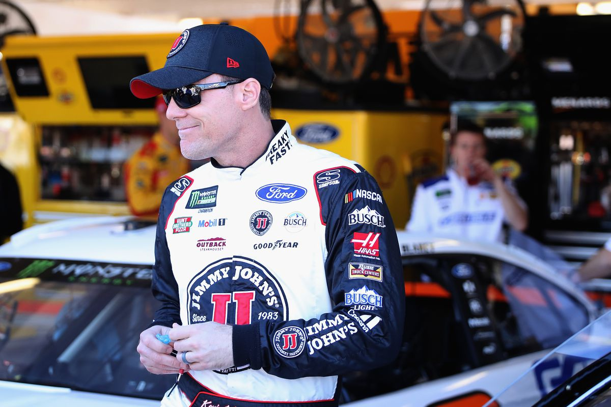 Kevin Harvick docked playoff points for illegal winning car