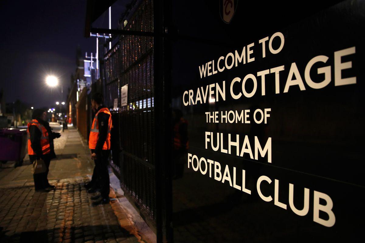 Fulham v Brentford - Sky Bet Championship