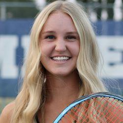 Avery Pack, Bingham tennis