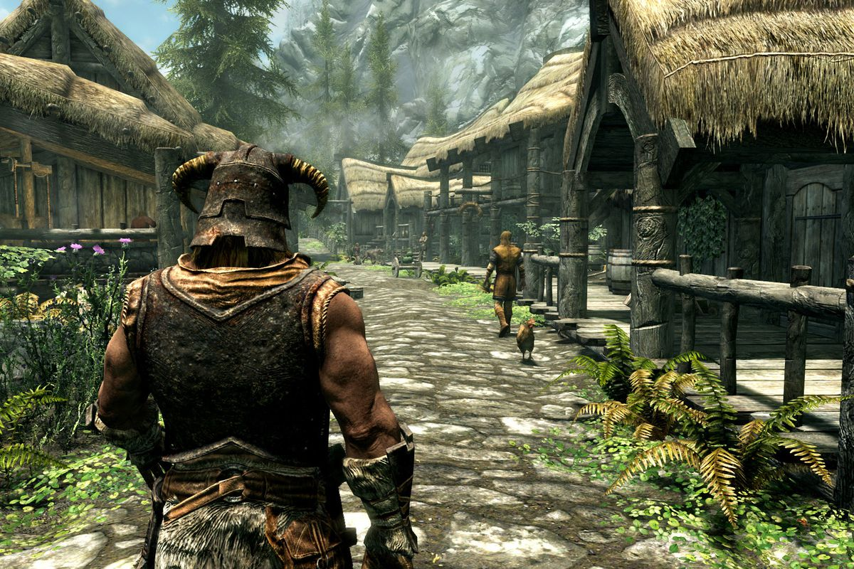 Here are Skyrim Special Edition's system requirements - Polygon
