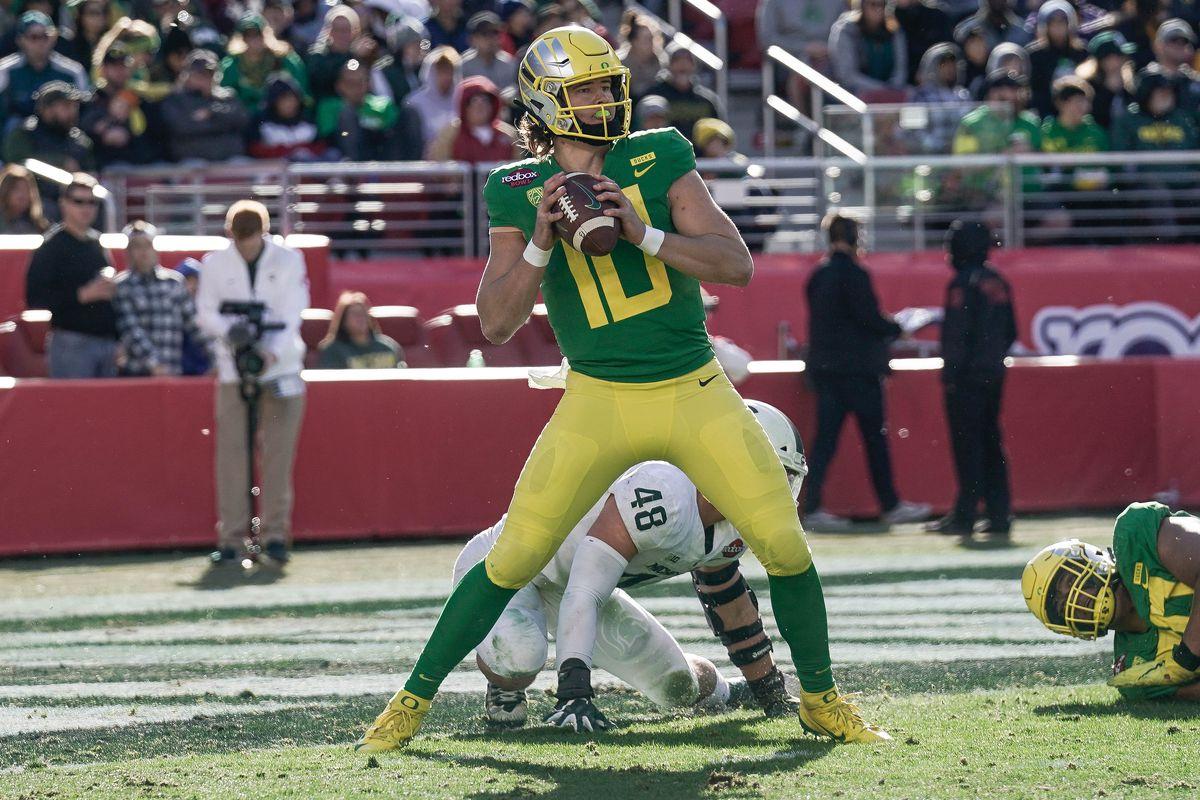 Matt Miller: Oregon QB Justin Herbert A Top 10 Prospect for 2020 Draft Class