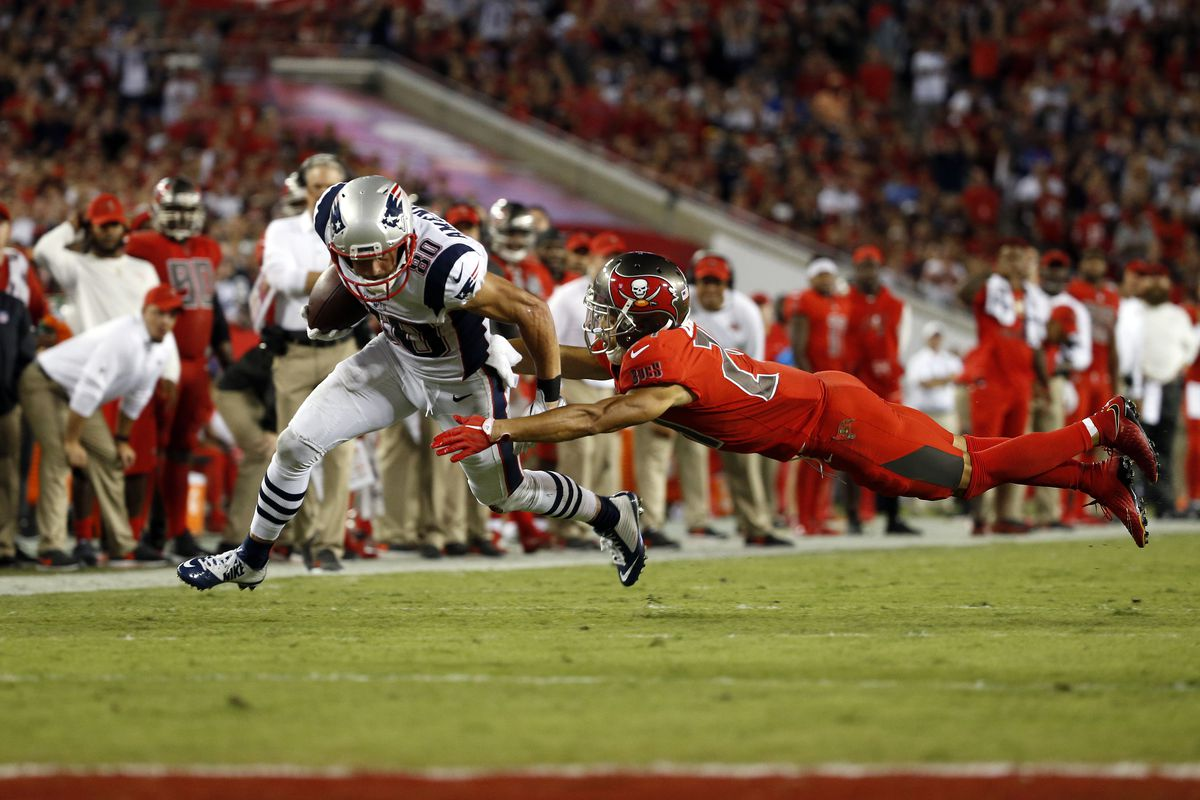 patriots vs buccaneers 2017 live updates scores highlights and