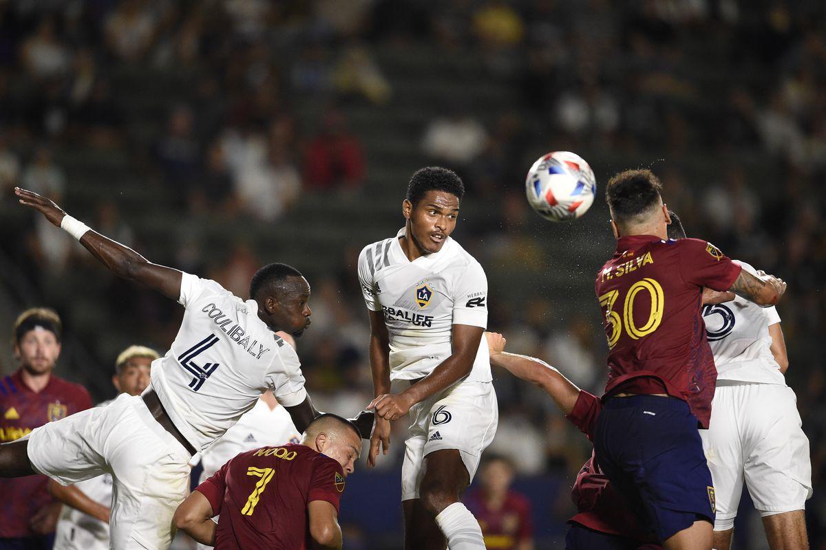 MLS: Real Salt Lake at LA Galaxy