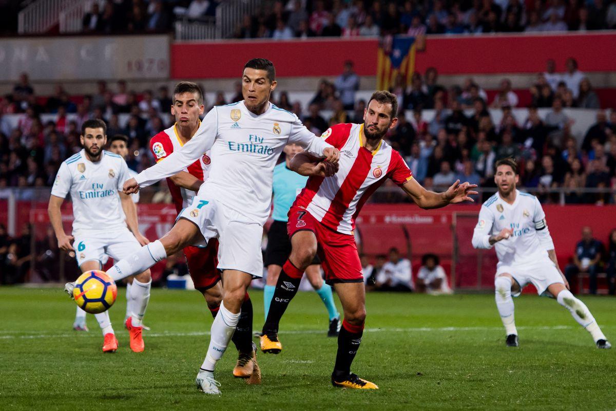 2 Real Madrid 2017 La Liga: 1 Real Madrid, 2017-18 La Liga