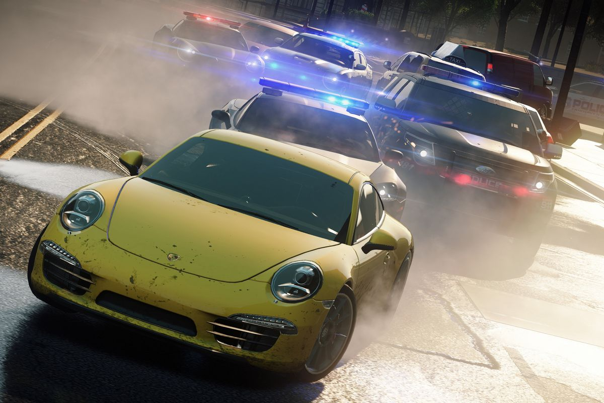 need for speed latest games