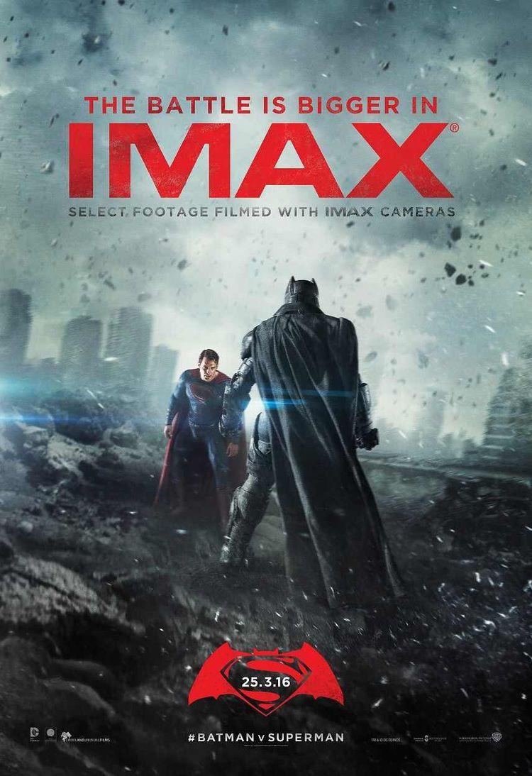 Batman v. Superman IMAX