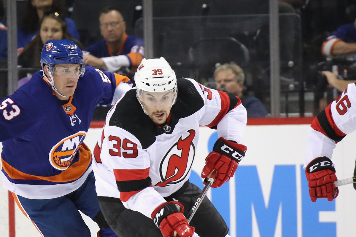 More Camp Cuts  New Jersey Devils Return Two to Juniors   Place Five on  Waivers e2fd95ab1