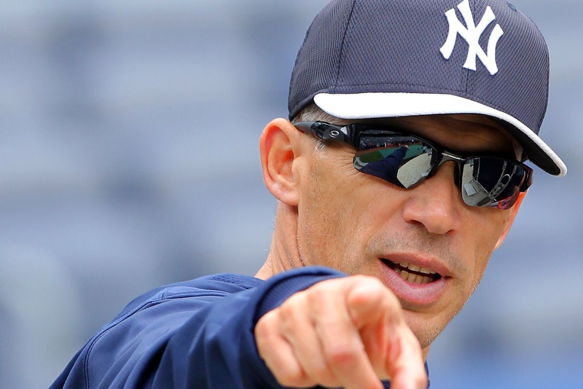 Yankees re-sign manager Joe Girardi to 4-year contract