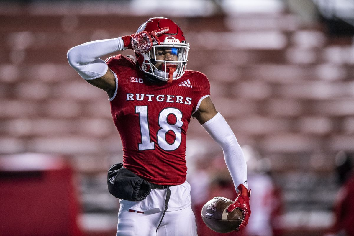 2021 Rutgers Football Position Preview: Wide Receivers - On the Banks
