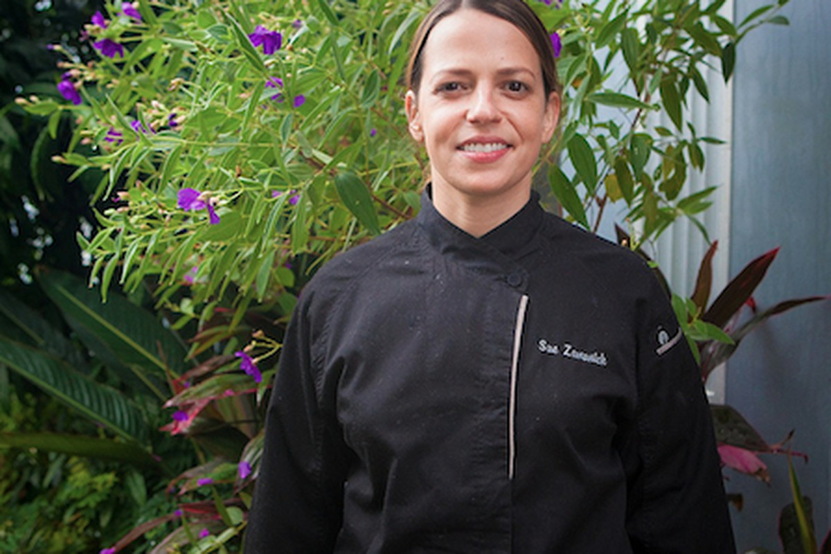 Sue Zemanick of Gautreau's and upcoming Ivy