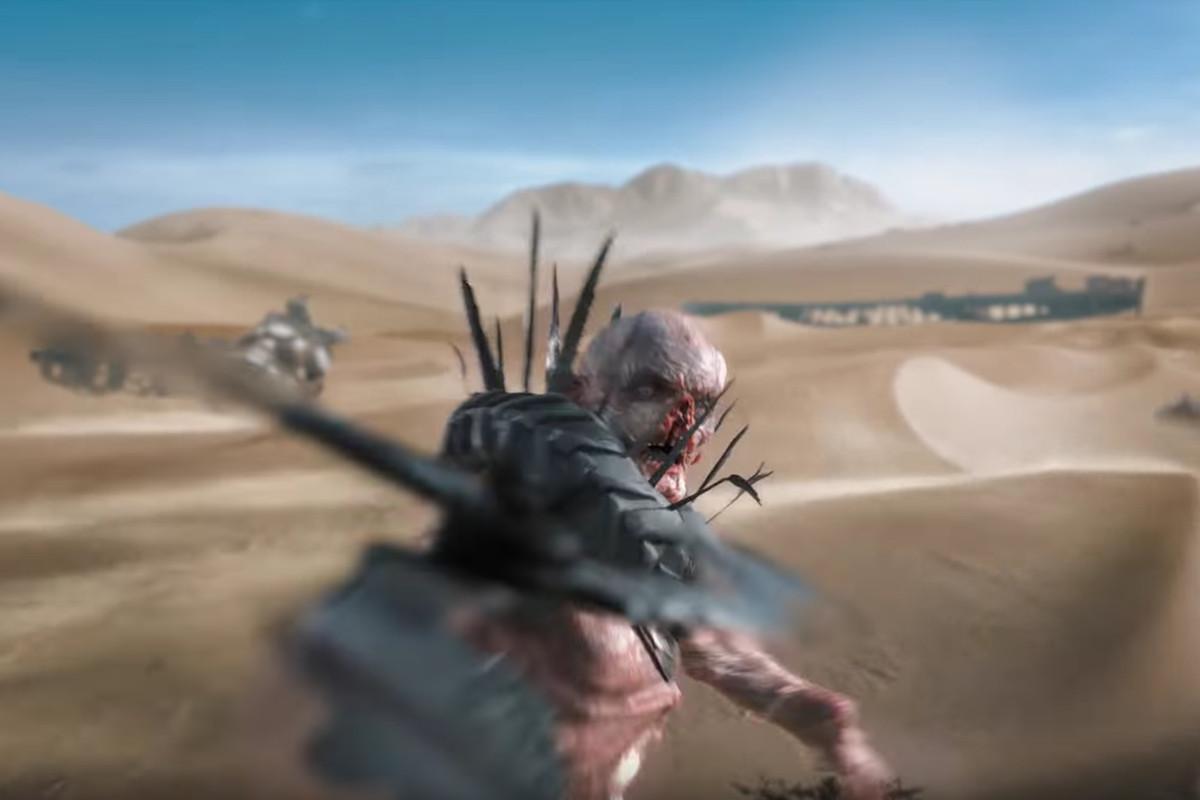 Rage 2 - raider punching the player