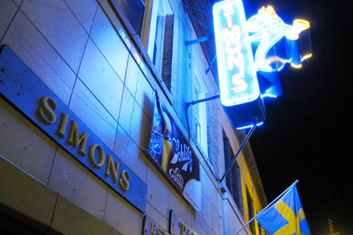 Simon's Tavern, Chicago