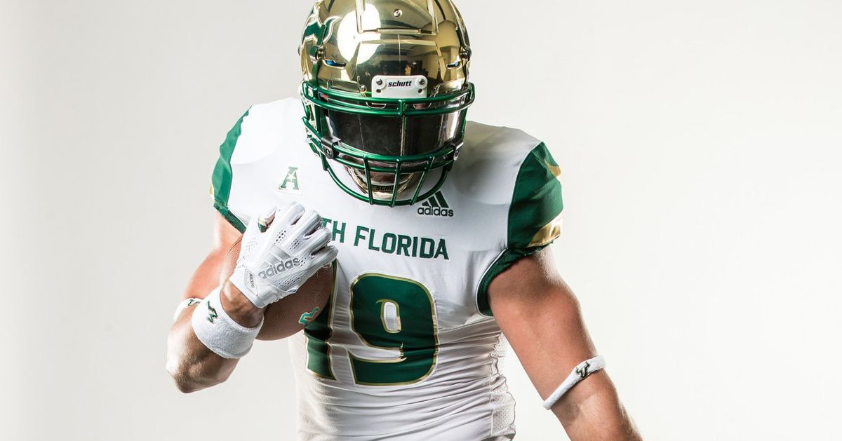 Usf Football Unveils New Adidas Uniforms For 2019 The