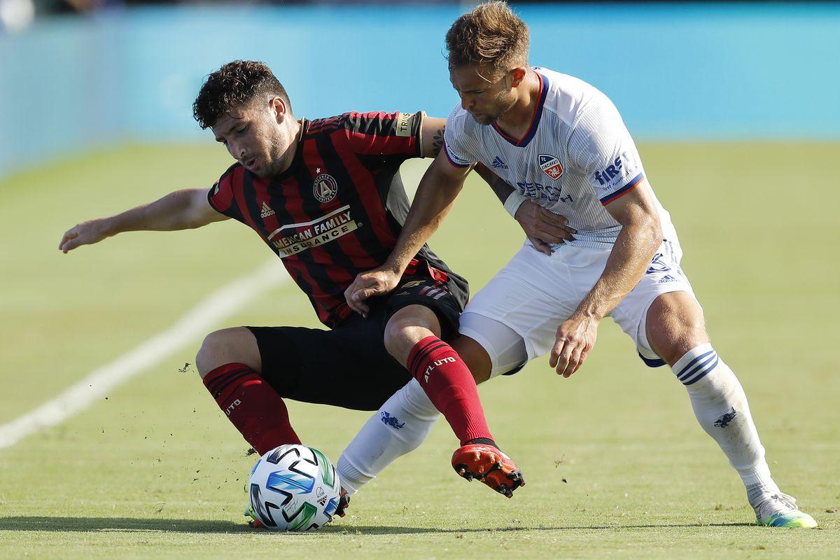 Atlanta United FC v FC Cincinnati - MLS Is Back Tournament